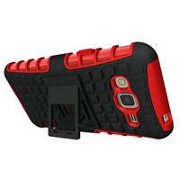 Tire pattern Cell Phone Case Cover for Samsung Galaxy J3 2016 Red F1N2