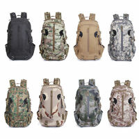 Tactical Military Sport Rucksacks Backpack Outdoor Camping Trekking Hiking Bag