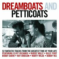 Various Artists - Dreamboats and Pettycoats (2007)