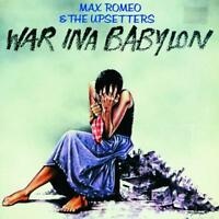 Max Romeo - War In A Babylon (1995) CD | NEU&OVP