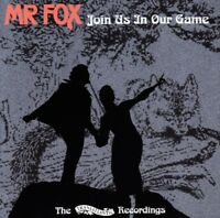Mr.Fox - Join Us In Our Game (2008) CD   NEU&OVP