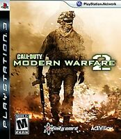Call of Duty: Modern Warfare 2 (Sony PlayStation 3, 2009) - MINT DISC