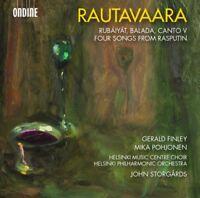 Finley/Pohjonen/Storgards/Helsinki PO - Rubaiyat/Balada/Canto V/4 Songs from Ras