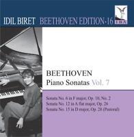 Idil Biret - Klaviersonaten Vol.7 (2010) CD | NEU&OVP