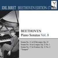 Idil Biret - Klaviersonaten Vol.8 (2010) CD | NEU&OVP