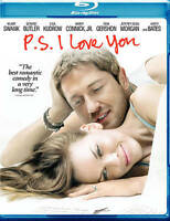 P.S. I Love You (Blu-ray, 2008, Canadian) Gerard Butler, Hilary Swank - NEW