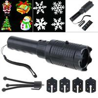 Moving LED Laser Projector Light Christmas Xmas Halloween Party Outdoor Lamp New