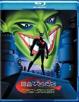 Batman Beyond Return of the Joker [Blu ray] -SDH - Brand New Sealed