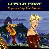 Representing the Mambo by Little Feat (disc only) (a4)