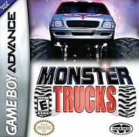 Monster Trucks - Loose Cart Only - Nintendo Game Boy Advance GBA