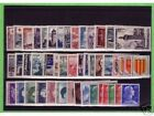 TIMBRES FRANCE NEUFS ANNEE COMPLETE LUXE 1955