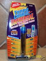 NEW Turbo Charge Universal Cell Phone Portable Charger