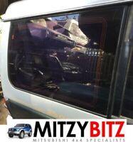 Mitsubishi Pajero Shogun MK2 LWB 91-99 NSRR LEFT Passenger Rear Boot Glass
