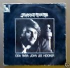 "JOHNNY RIVERS - ODA PARA JOHN LEE HOOKER PARTS I Y II - SPAIN SG 7"" HISPAVOX"