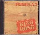 FORMULA 3 king kong CD 1991 BMG Ariola Radius FUORI CATALOGO