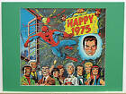 SPIDER MAN & FRIENDS  Pin up Frame Ready 1975 Marvel