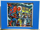 SPIDER-MAN AUNT MAY'S WEDDING Pinup MARVEL Frame Ready