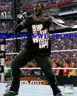 WWE PHOTO FILE GLOSSY PROMO 8x10 R-Truth
