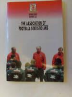 AFS Report 111, 2001, Football Statistics & History