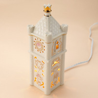 Lenox Princess Lighted Tower NIB