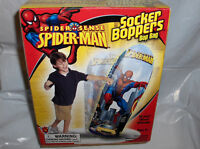 Spider-Man`36``Inflatable`Socker Boppers Bag,Free To US