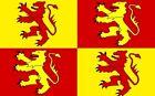 OWAIN GLYN DWR welsh FLAG 5X3 WALES Cardiff Wrexham