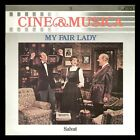 MY FAIR LADY - SPAIN LP CBS 1987 - SOUNDTRACK - CINE & MUSICA Nº 9 - Long Play