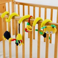 Large Cot Spiral Baby Car Seat & Pram Twisty Activity Toy Hanging Learning Toys