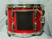 NOMO Finish Protector Fits TAMA drums STOP Snare Rash