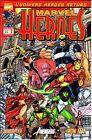 MARVEL HEROES N° 7 PANINI COMICS (1ére serie)