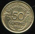 50 CENTIMES MORLON 1932