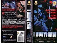 Universal Soldiers. I nuovi eroi (1992) VHS
