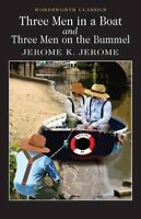 Three Men in a Boat: To Say Nothing of the Dog-Jerome K. Jerome