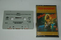 Ted Nugent - State Of Shock / EPIC 1979 / Tape / Rar
