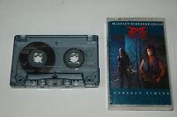 McAuley Schenker Group - Perfect Timing / EMI 1987 / Tape / Rar