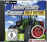 LANDWIRTSCHAFTS-SIMULATOR 2009 GOLD EDITION (PC) - NEU & SOFORT