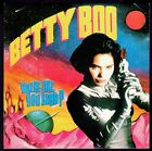 """BETTY BOO - SPAIN 7"""" DRO 1990 - WHERE ARE YOU BABY? - SINGLE 45 RPM"""