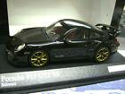 Porsche 911 997 II MKII GT2 RS 2010 black golden Wheels 1/500 Minichamps 1:43