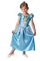 CINDERELLA DISNEY PRINCESS CLASSIC FANCY DRESS COSTUME