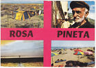ROSOLINA MARE - ROVIGO - ROSA PINETA - VEDUTINE - VIAGG. 1965 -37807-