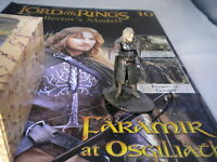 Lord of the Rings Figures - Issue 10 - Faramir at Osgiliath - Eaglemoss broke