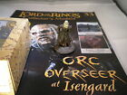 Lord of the Rings Figures - Issue 33 - Orc Overseer at Isengard - Eaglemoss *