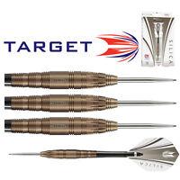 TARGET Silica Endeavour 90% Tungsten 23g Steel Tip Dart Pins