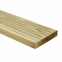 Decking Timber / Board 120mm x 28mm x 4.8 meter
