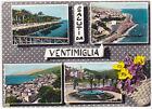 VENTIMIGLIA - IMPERIA - SALUTI DA.. - VEDUTINE - VIAGG. 1960 -38074-