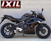 SILENCIEUX IXIL HYPERLOW L3X KAWASAKI ER6 2005/11 - XK7351X