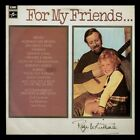 ROGER WHITTAKER - FOR MY FRIENDS - UK LP EMI 1980 - 12 TRACKS - LONG PLAY 12""