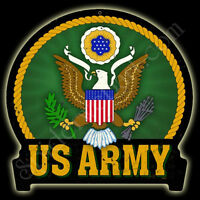ARMY HM007 VINTAGE METAL TIN SIGN Fabulous GIFT ITEM 16 x 15 inches & FREE PRINT