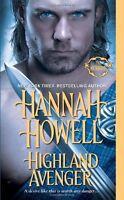 Highland Avenger-Hannah Howell