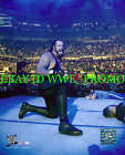WWE Wrestling OFFICIAL LICENSED  PHOTO FILE GLOSSY PROMO 8x10 THE UNDERTAKER